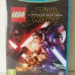 LEGO STAR WARS IL RISVEGLIO DELLA FORZA GIOCO - jeu StarWars