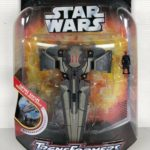 StarWars collection : TRANSFORMERS Star Wars Crossovers : Darth Maul to Sith Infiltrator MIB 2006