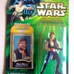 StarWars collection : STAR WARS POWER OF THE JEDI Figurine HAN SOLO