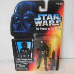 Figurine StarWars : Star Wars Pouvoir de la Force Tie Fighter Pilote #69673 Scellé Figurine -L225