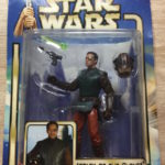StarWars figurine : Figurine Star wars Captain Typho attack of the clones neuf scellé hasbro