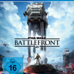 PS4 -STAR WARS BATTLEFRONT LIMITED STEELBOOK  - jeu StarWars
