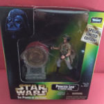 StarWars collection : STAR WARS LEIA ENDOR - LIMITED EDITION COIN - THE POWER OF THE FORCE - R 4513