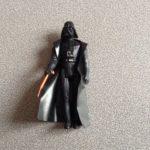 StarWars figurine : STAR WARS Figurine DARK VADOR de 1977 - GMFGI - En Très Bon Etat