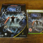 STAR WARS THE FORCE UNLEASHED XBOX 360 GAME - Avis StarWars