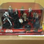 Figurine StarWars : New!! Star Wars Deluxe Figurine Playset - The Force Awakens : read description