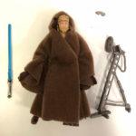 Figurine StarWars : Star Wars Starfighter Pilote Obi-Wan Kenobi Figurine Hasbro 2001