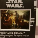 Figurine StarWars : Star Wars POTF2 Freeze Cadre Figurine Pack-In Princesse Leia Hoth