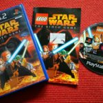 Lego-Star wars-playsation 2-sony-Very good - Occasion StarWars
