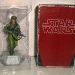 Figurine StarWars : FIGURINE STAR WARS EN PLOMB - REBEL COMMANDO