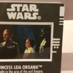 StarWars collection : Star Wars Potf2 Freeze Cadre Figurine Pack-In Princess Leia