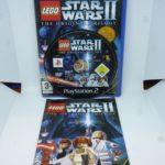 Sony Playstation 2 ps2 lego Star wars 2 The - jeu StarWars