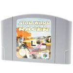 Star Wars Episode I Racer Nintendo 64 N64 - Avis StarWars