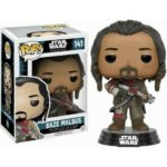 StarWars collection : STAR WARS ROGUE ONE POP! VINYL BOBBLE HEAD BAZE MALBUS 9 CM - Funko  - 13/12/201