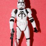 Figurine StarWars : Star Wars 30TH Mandalorien Clone Trooper Desseré Complet