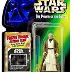 StarWars figurine : Star Wars Obi-Wan Ben Kenobi Kenner Pouvoir de la Force Mr Freeze Cadre Neuf Moc