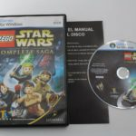 PC LEGO STAR WARS THE COMPLETE SAGA COMPLETO - Avis StarWars