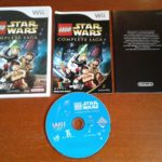 Wii lego star wars the complete saga the disc - Occasion StarWars