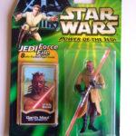 Figurine StarWars : STAR WARS POWER OF THE JEDI Figurine DARTH MAUL SITH APPRENTICE