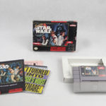 SNES Super Nintendo Star Wars Boxed USA - Avis StarWars