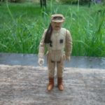 StarWars figurine : Rebel Commander / Star Wars vintage Kenner ESB loose Action Figure Figurine 80*