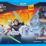 DISNEY INFINITY STAR WARS -  STARTER PACK - jeu StarWars
