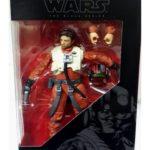 Figurine StarWars : STAR WARS EPISODE VII Figurine POE DAMERON X-WING PILOT BLACK SERIES 15 cm