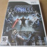 Star Wars The Force Unleashed  Wii Video Game - jeu StarWars