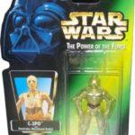 Figurine StarWars : Star Wars base Figure C-3PO STARWARS LE POUVOIR DE LA FORCE (Japon import / Le
