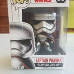 StarWars collection : Star Wars Episode VII POP! Vinyl Bobble Head Captain Phasma figurine Funko n° 65