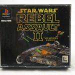 Star Wars: Rebel Assault II / 2 (Sony - Bonne affaire StarWars