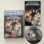 STAR WARS : BATTLEFRONT - PLAYSTATION PS2 - Avis StarWars