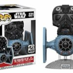 Star Wars Tie Fighter With Pilot Deluxe POP - Bonne affaire StarWars
