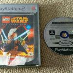 Lego Star Wars- The Video Game - Sony- - jeu StarWars
