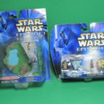 StarWars collection : Micro Machines Star Wars episode 1 Action fleet stap invasion, figurine vaisseau
