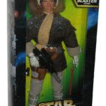 "Figurine StarWars : Star Wars Action Collection Han Solo dans un Hoth Vitesse 12 "" Vintage Kenner"