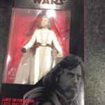 StarWars collection : 2 Star Wars Black Series 6 Inch Luke Skywalker Jedi Master & Kylo REN Figurines