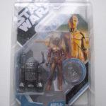 Figurine StarWars : STAR WARS FIGURINE R2-D2 & C-3PO CONCEPT R.MC QUARRIE 30 th ANNIVERSARY RARE