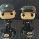 StarWars collection : Star Wars Walmart Exclusive Officer and Trooper