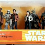 StarWars figurine : Star Wars Solo  Movie Figurine Set 6 piece NEW 2018 Han Solo, Chewbacca, Lando