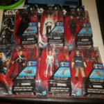 Figurine StarWars : 5 STAR WARS ROGUE ONE FIGURINES, Brand New