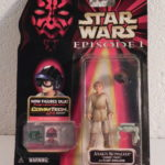 StarWars figurine : STAR WARS EPISODE I HASBRO FIGURINE ANAKIN SKYWALKER  MIB
