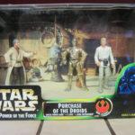 Figurine StarWars : Star Wars Achat de Droides Potf 1997 Kenner