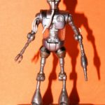 StarWars collection : Star Wars 30ème 2-1B Médical Droid Loose Complet