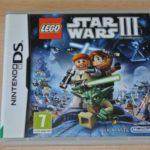 Lego Star Wars III The Clone Wars Nintendo DS - pas cher StarWars
