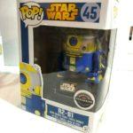 Figurine StarWars : Star Wars R2-b1 Gamestop Exclusif Pop Vinyle Figurine 45 Funko Disney