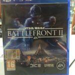 Star Wars Battlefront II Ita PS4 NUOVO - jeu StarWars