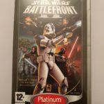Star Wars Battlefront II Sony PSP Pal España  - jeu StarWars