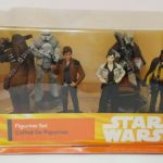StarWars figurine : Disney Star Wars Solo Figurine Set Brand New  Z2