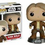 Star Wars VII The Force Awakens Han Solo POP - Avis StarWars